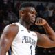 Nba pronostici 25 gennaio, New Orleans Pelicans-Denver Nuggets. Zion Williamson alla seconda