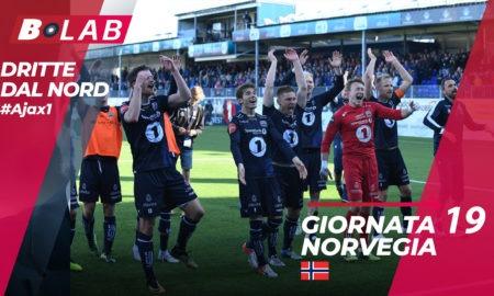 Norvegia Giornata 19