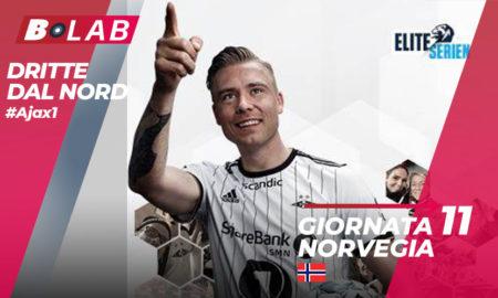 Norvegia Giornata 11