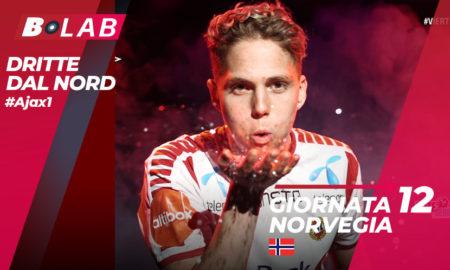 Norvegia Giornata 12