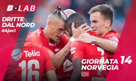 Norvegia Giornata 14