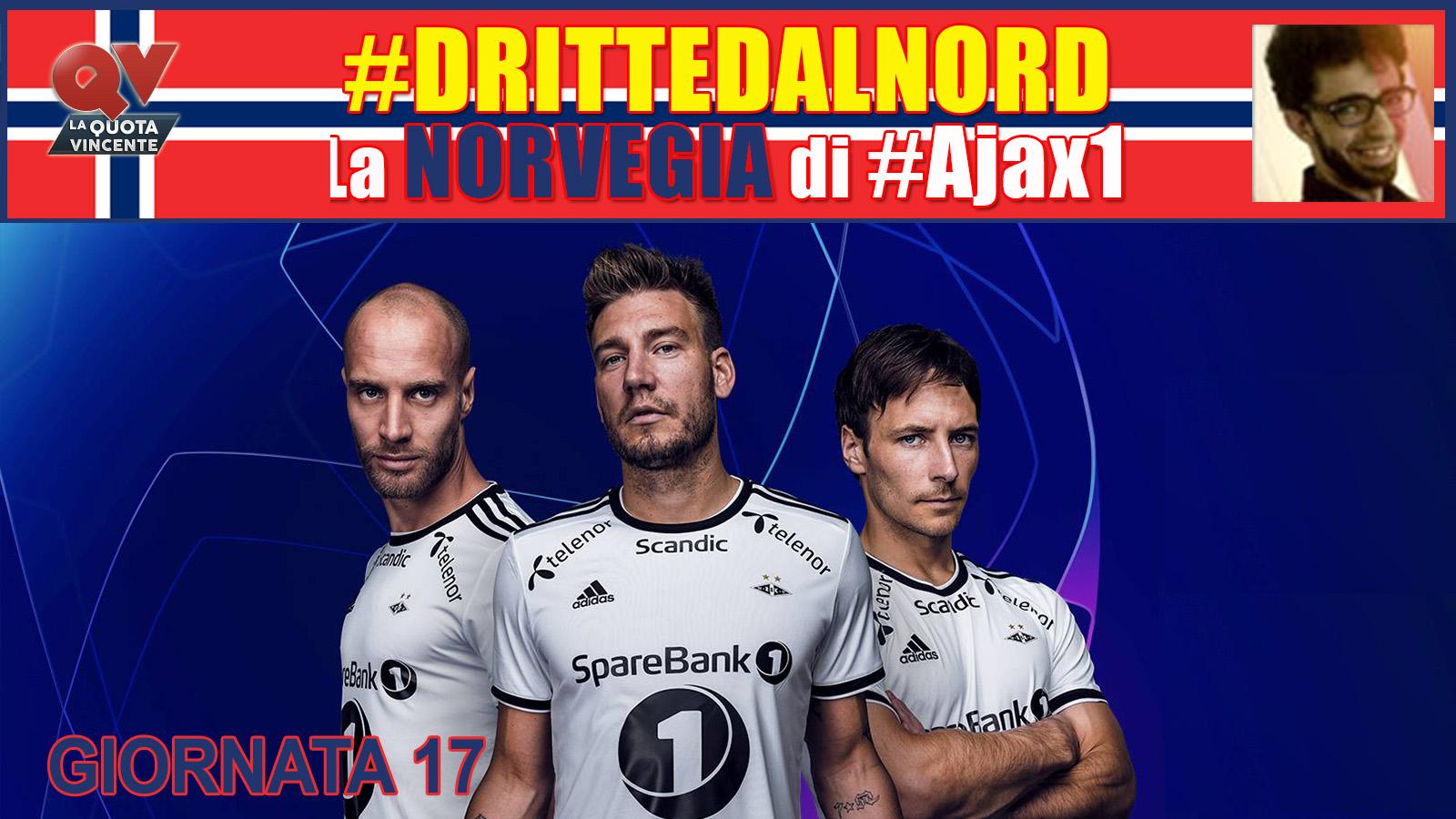 Norvegia Giornata 17