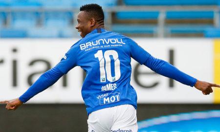 Molde-Kristiansund eliteserien 2 novembre