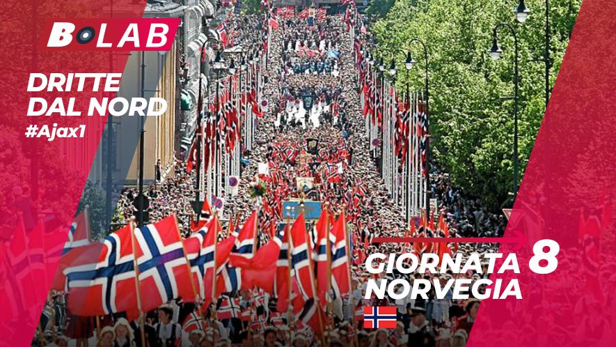 Norvegia Giornata 8