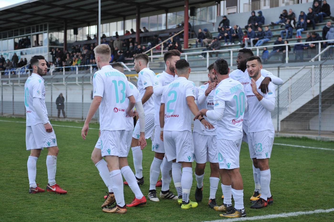 Serie C, Olbia-Lucchese 30 marzo: toscani in zona rossa