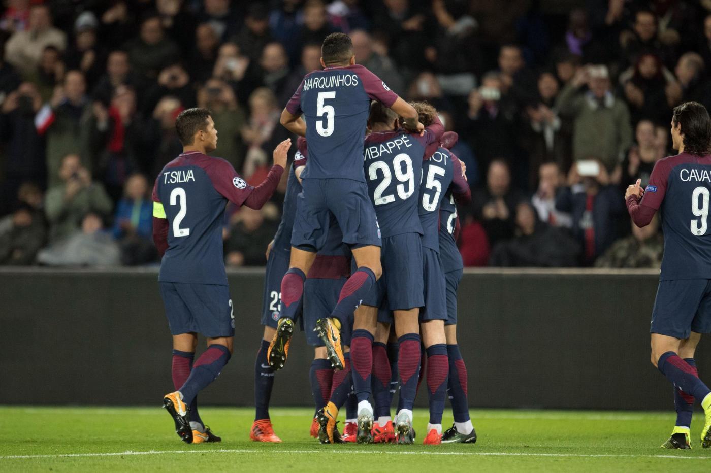 PSG-Monaco 4 agosto