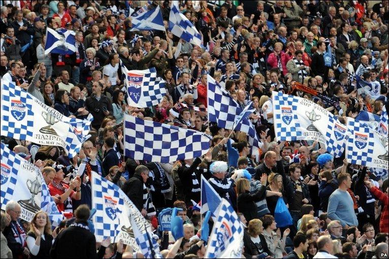 .Ross County-Dundee Utd 5 aprile: si gioca per la 32 esima giornata della Serie B scozzese. E' un matche che vale la promozione.