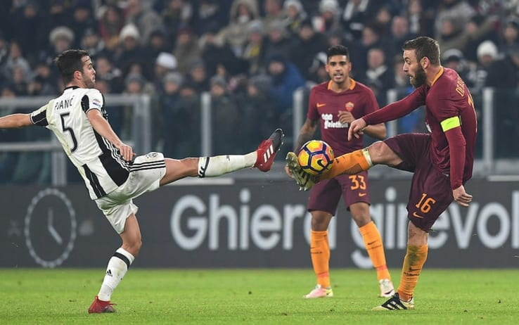 Roma-Juventus domenica 13 maggio