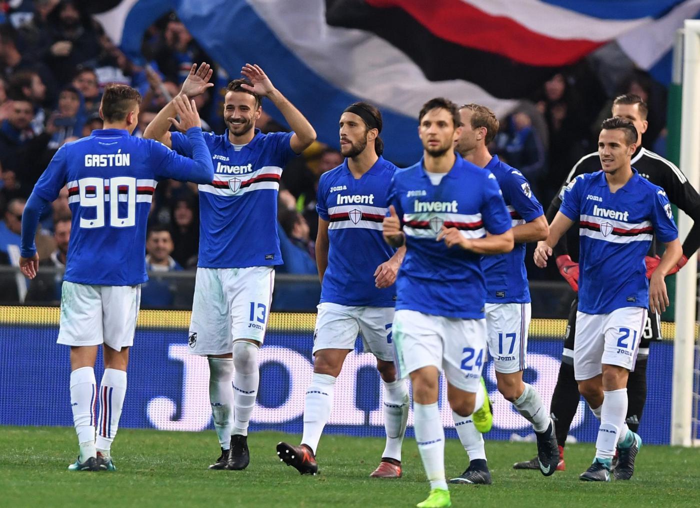 Sampdoria-Cagliari domenica 29 aprile, analisi e pronostico serie A