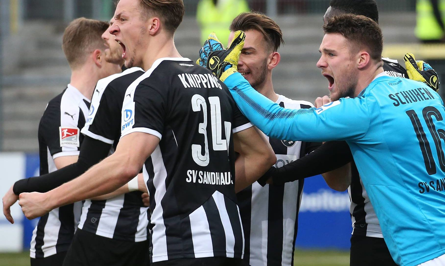 Bundesliga 2, Furth-Sandhausen: bianconeri in cerca del tris! News, pronostico e variazioni Blab Index
