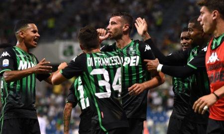 Sassuolo-Bologna 28 ottobre: si gioca per la decima giornata del nostro campionato. Entrambe le squadre cercano la vittoria.