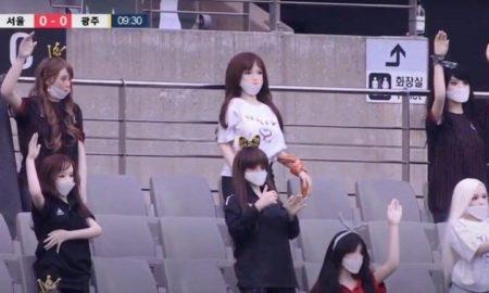 Bambole gonfiabili Corea del Sud