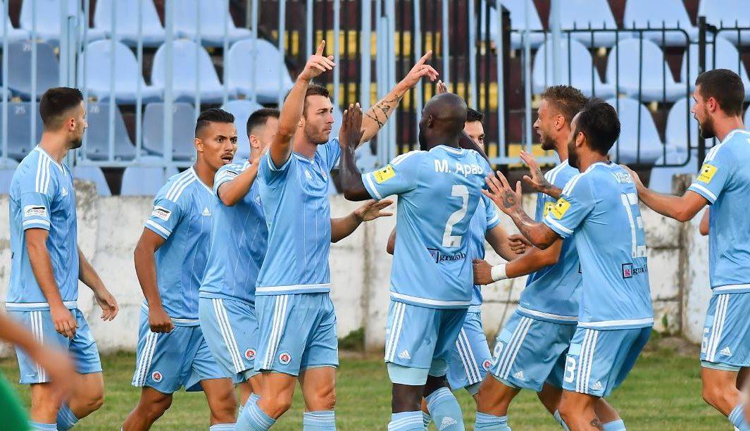 Sutjeska-Slovan Bratislava mercoledì 17 luglio