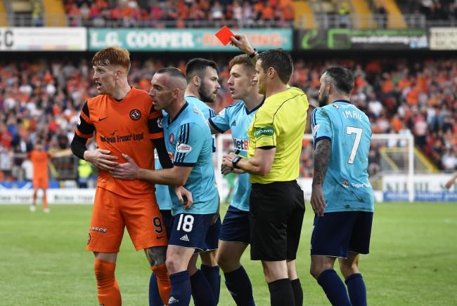 Dundee FC-Dundee United 8 novembre: pronostico Championship Scozia