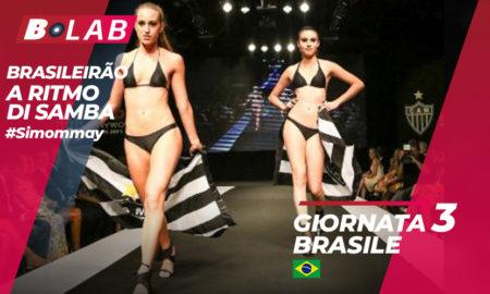 Pronostici Brasileirao domenica 12 maggio: a sorpresa comanda l'Atletico