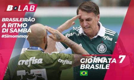Pronostici Brasileirao domenica 2 giugno: il Palmeiras sta facendo il vuoto