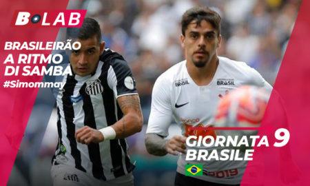 Pronostici Brasileirao mercoledì 12 giugno