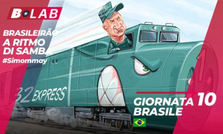 Pronostici Brasileirao domenica 14 luglio: ritorna la Serie A brasiliana!!!