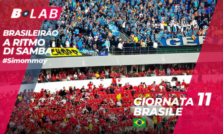 Pronostici Brasileirao domenica 21 luglio: giornata di big match in Brasile!