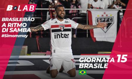 Pronostici Brasileirao giornata 15: quote, news e statistiche