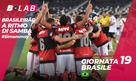 Pronostici Brasileirao giornata 19: quote, news e statistiche