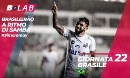 Pronostici Brasile domenica 2 settembre: il Sao Paulo all'allungo decisivo