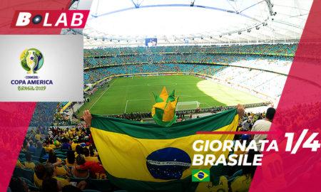 Pronostici Copa America Quarti di Finale: i consigli del B-Lab