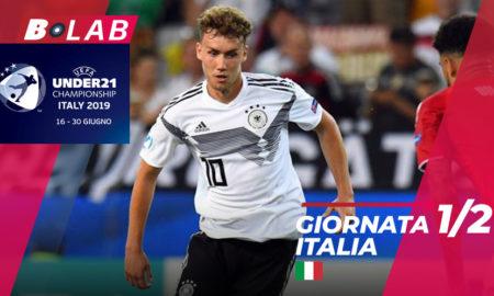Pronostici Europei Under 21 semifinali