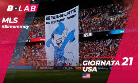 Pronostici MLS domenica 14 luglio: c'è il derby della Grande Mela!!!