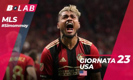 MLS pronostici giornata 23