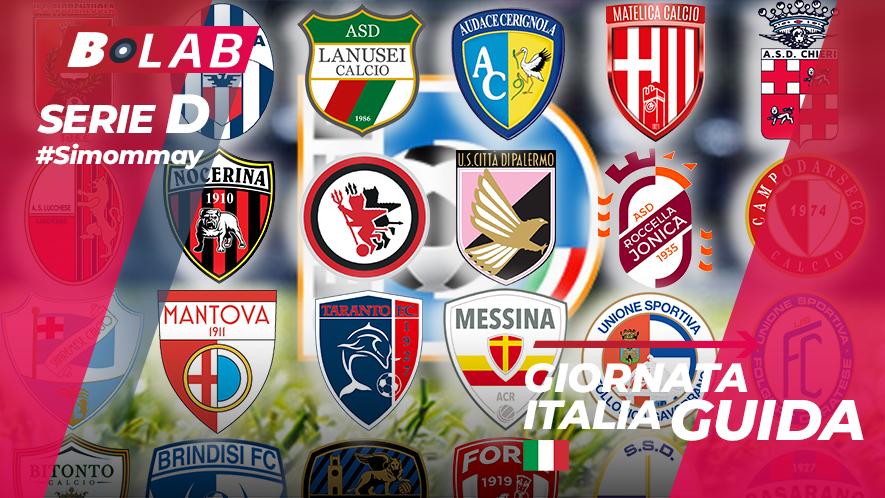 Calendario Serie D Girone H 2020 2020.Pronostici Serie D 2020 L Analisi E I Pronostici Di Tutti I