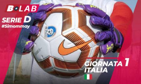 Pronostici Serie D giornata 1: quote, news e statistiche