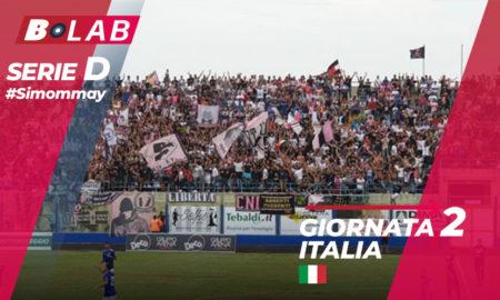 Pronostici Serie D giornata 2: quote, news e statistiche