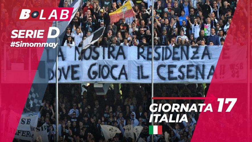 Pronostici Serie D domenica 23 dicembre: ULTIMA DI ANDATA!