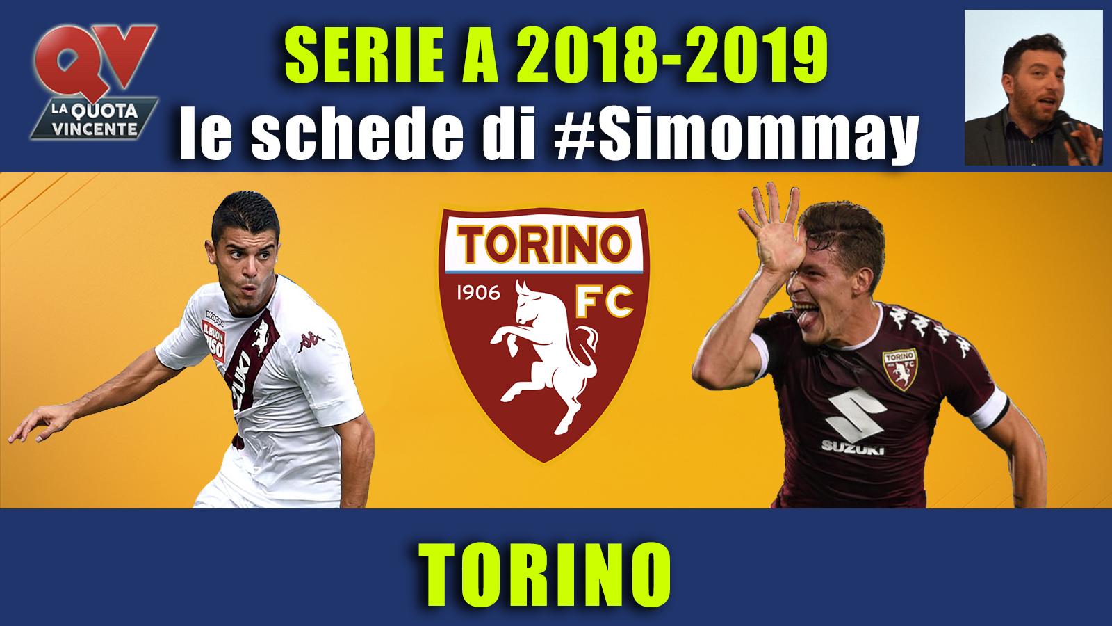 Guida Serie A 2018-2019 TORINO: i granata a caccia di Europa