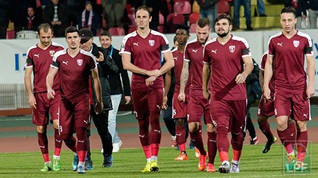Voluntari-Hermannstadt 27 maggio: si gioca per la penultima giornata del gruppo retrocessione della Serie A rumena. Entrambe rischiano.