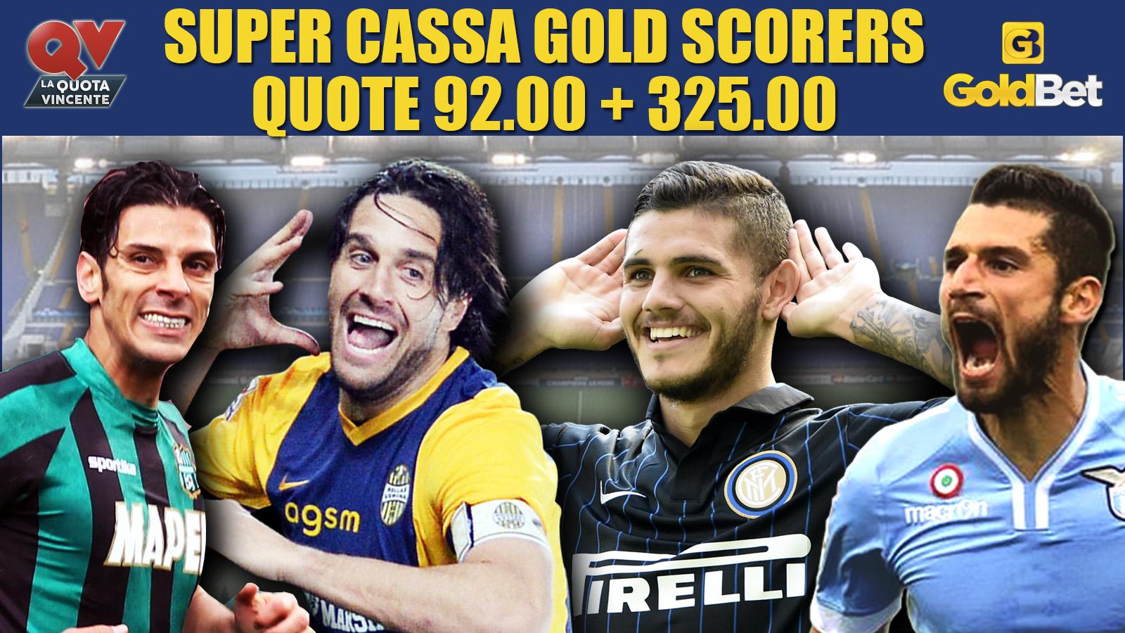 Verona_Sassuolo_Floccari_Toni_Icardi_Inter_Candreva_Lazio_goldscorers_goldbet_scommesse_quote
