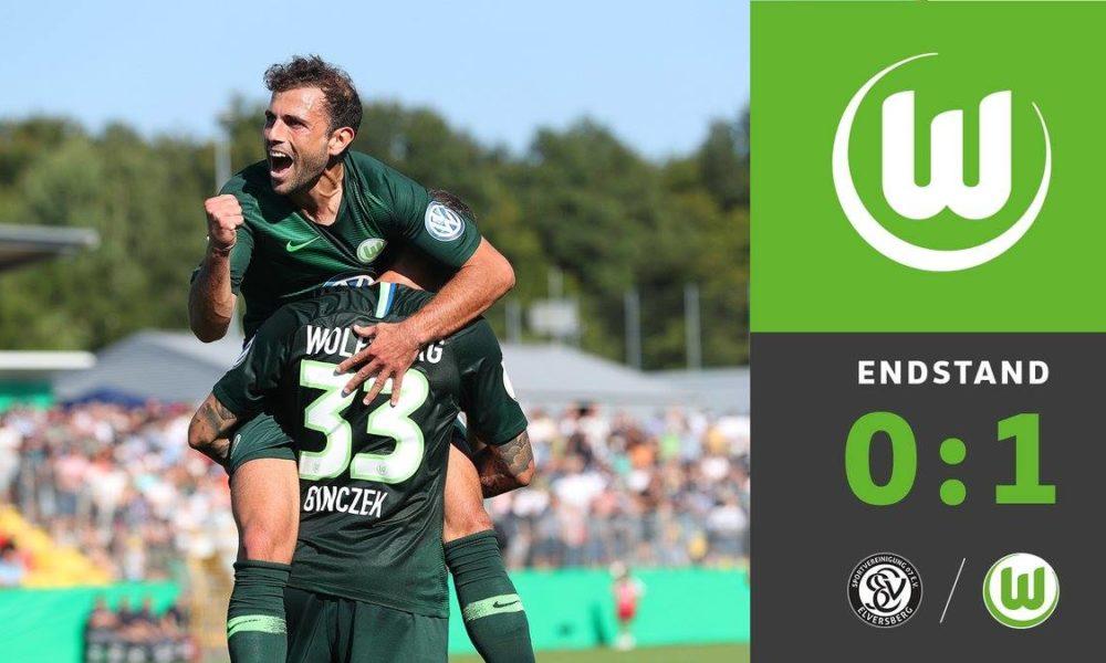 Wolfsburg-RB Lipsia 30 ottobre pronostico Dfb Pokal