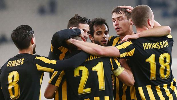 Super League Grecia 7 ottobre: si giocano 4 gare della sesta giornata del campionato greco. PAOK ed Atromitos sono in vetta.