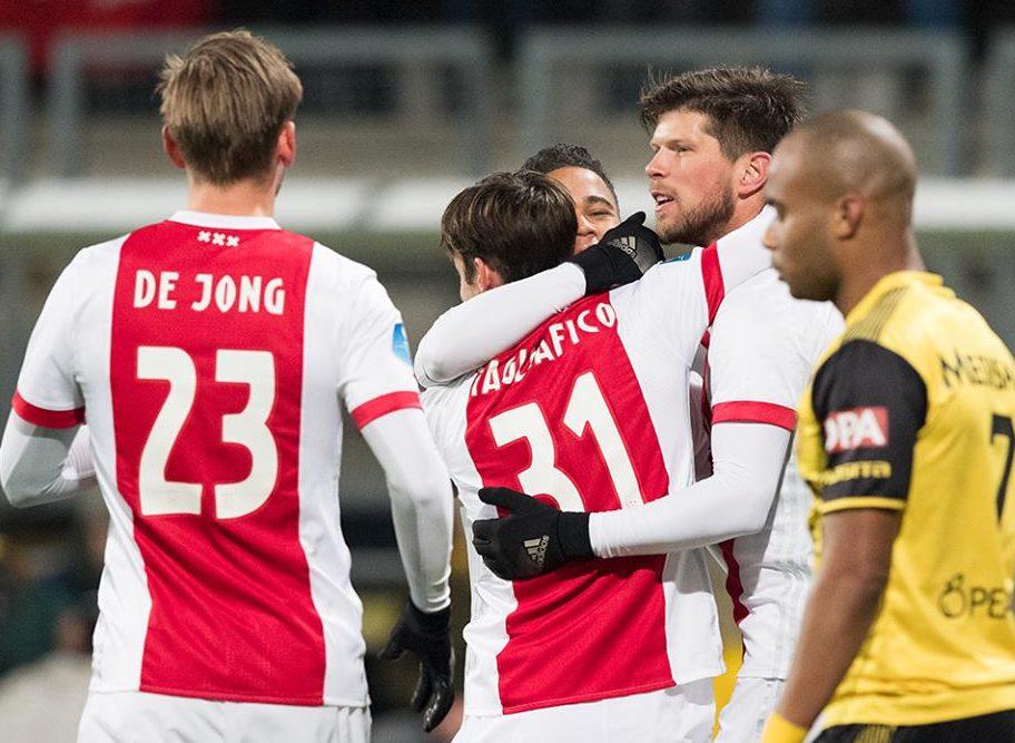 Ajax-Dinamo Kiev 22 agosto