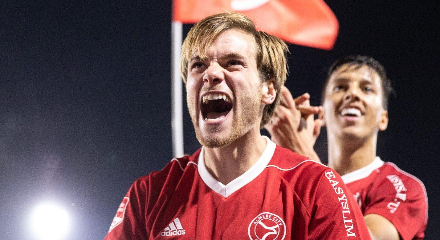 G.A. Eagles-Almere pronostico 12 gennaio eerste divisie