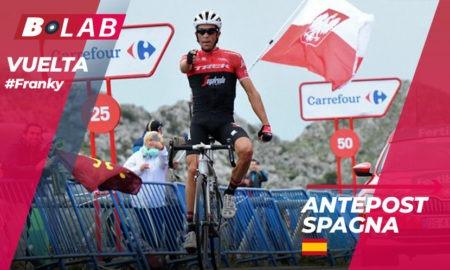 Pronostici e favoriti La Vuelta 2018: l'analisi, le migliori quote e i favoriti scelti dal nostro Francesco Defano alias #Franky!