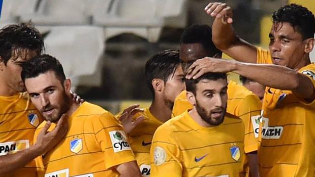 FC Astana-APOEL 30 agosto