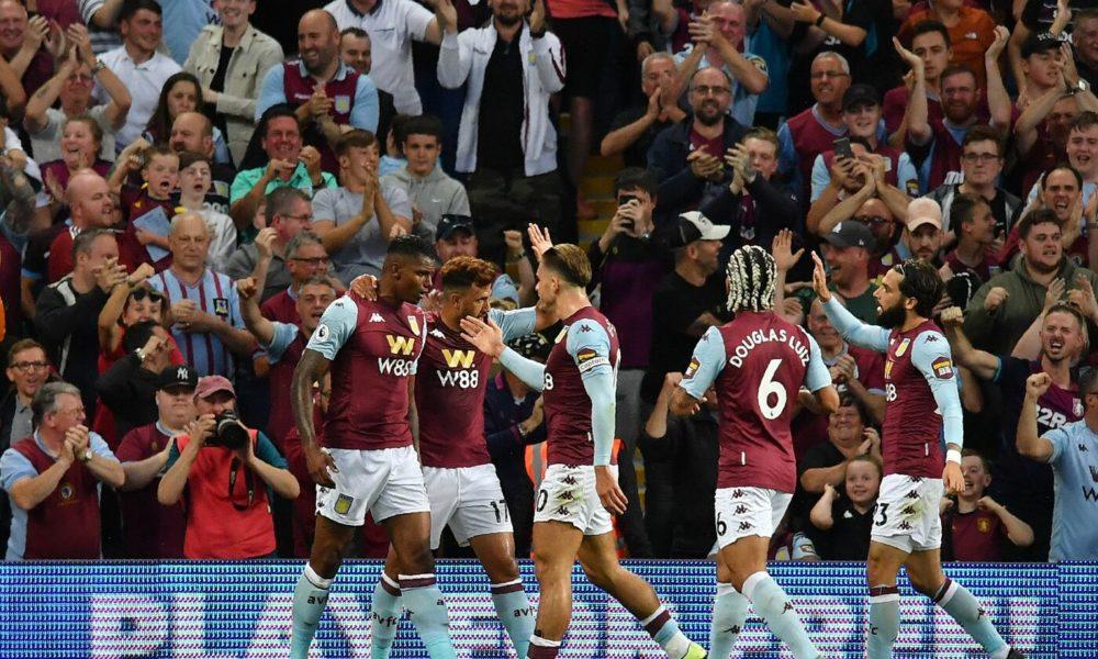 Aston Villa-Brighton 19 ottobre premier league