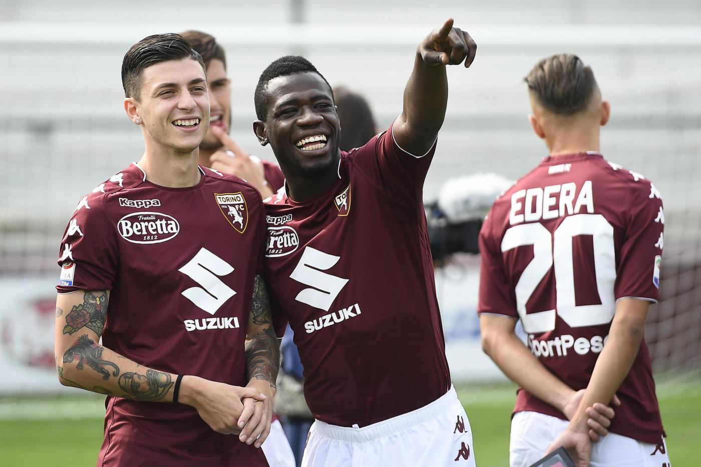 Torino-Fiorentina 2 maggio