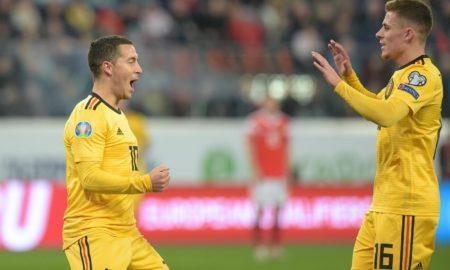 Belgio-Cipro pronostico 19 novembre qualificazioni Europei