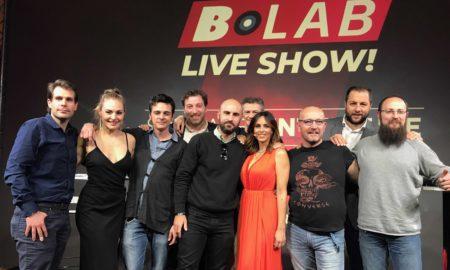 Blab Live Show allo Juventus Stadium: le foto della serata