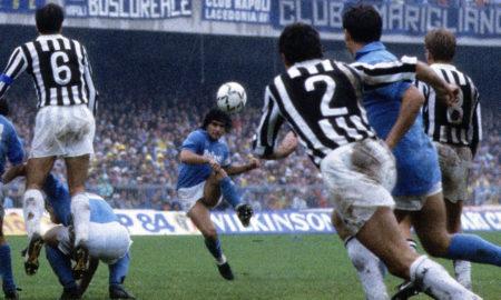 Napoli - Juventus la punizione di Maradona Blab Podcast pronostici calcio oggi analisi e pronostico Napoli Juventus sabato 13 febbraio 2021