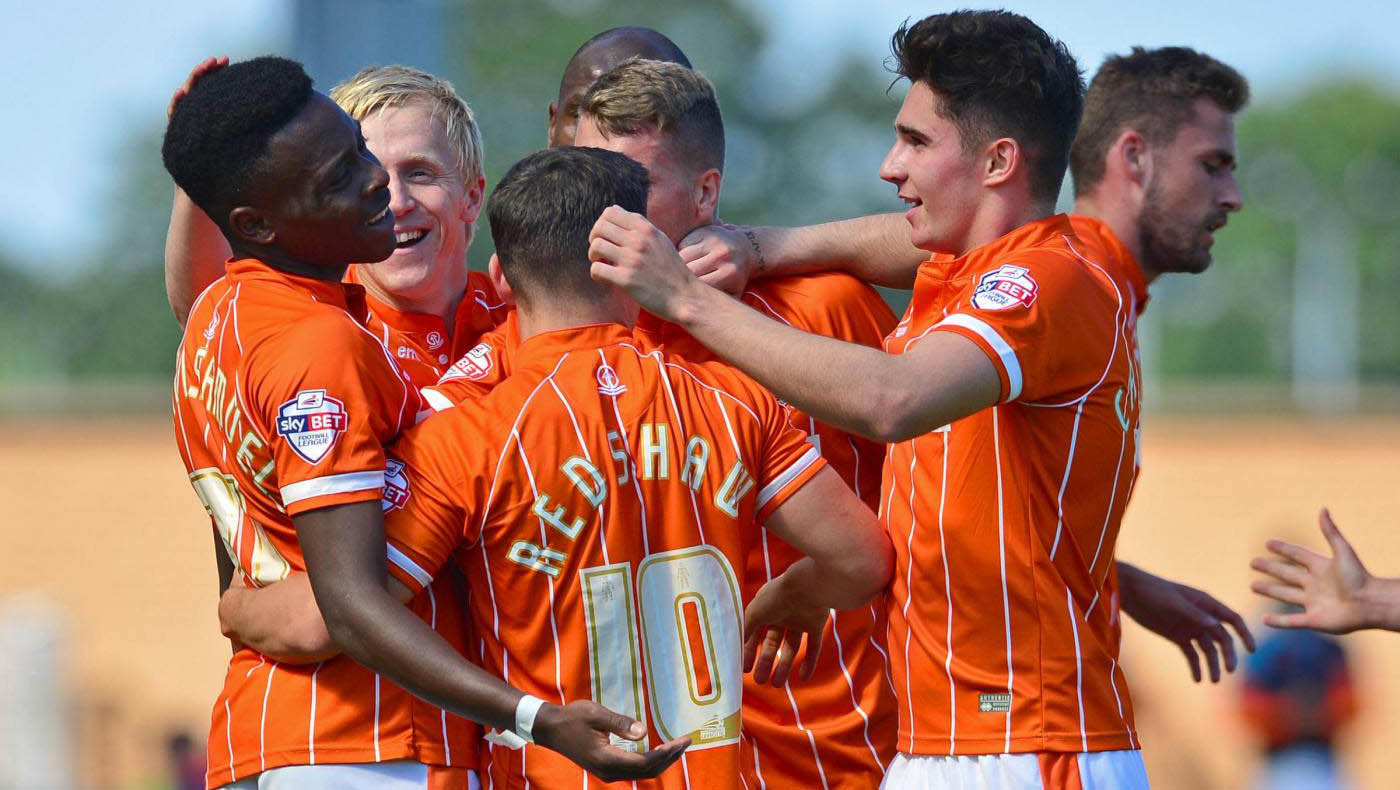 Blackpool-Gillingham FC 21 novembre, analisi e pronostico League One