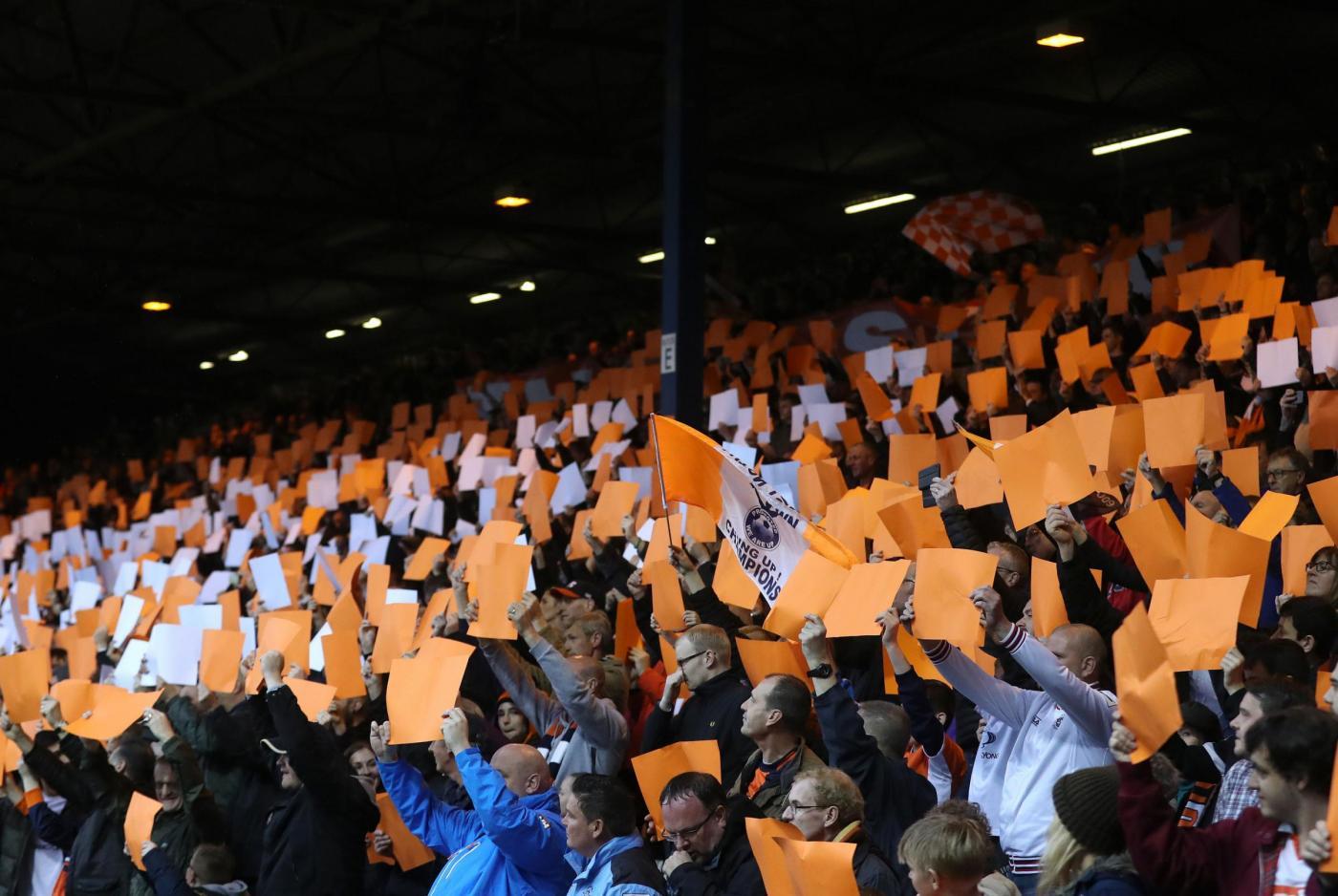 Blackpool-West Brom U.23 9 ottobre: si gioca per la seconda giornata del gruppo 3 del torneo inglese. Ospiti all'esordio.